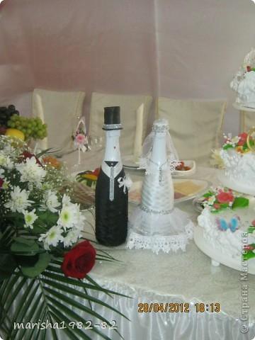 Доброе время суток всем Мастерицам! Это мой фото отчет о проделанной работе на свадьбу братишки! фото 8