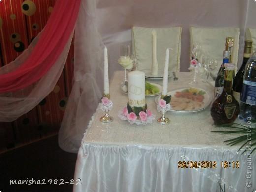 Доброе время суток всем Мастерицам! Это мой фото отчет о проделанной работе на свадьбу братишки! фото 14