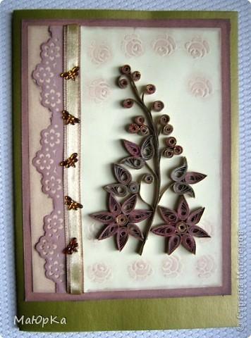Как-то сама собой родилась картинка. Моя любимая упаковочная бумага, зубочистки, палочки от эскимо. фото 3