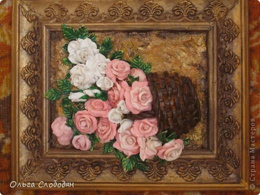 Еще одни розы в огромную коллекцию роз Страны Мастеров. фото 1