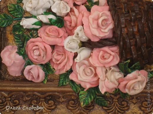 Еще одни розы в огромную коллекцию роз Страны Мастеров. фото 4