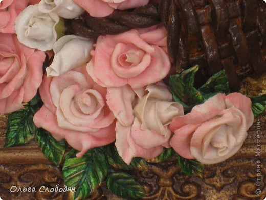 Еще одни розы в огромную коллекцию роз Страны Мастеров. фото 2