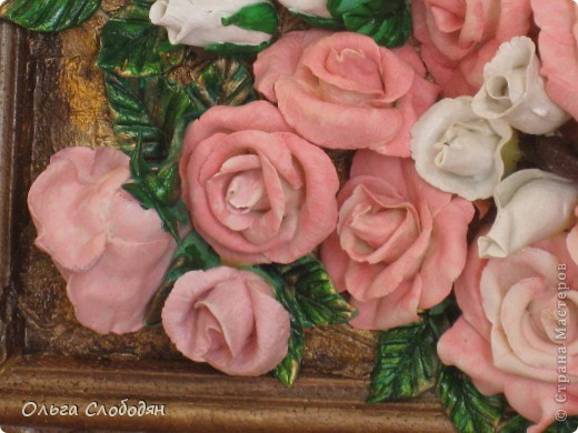 Еще одни розы в огромную коллекцию роз Страны Мастеров. фото 3