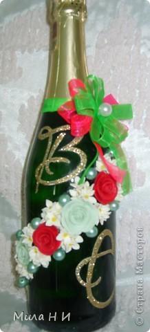 Из холодного фарфора цветы. фото 5