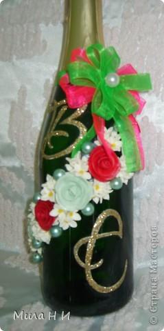 Из холодного фарфора цветы. фото 6