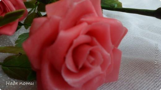 Розовые розы..... фото 3
