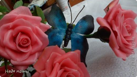 Розовые розы..... фото 4