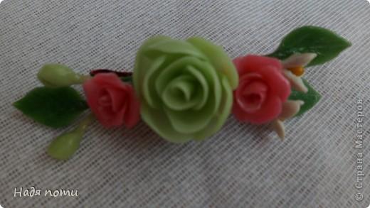 Розовые розы..... фото 5
