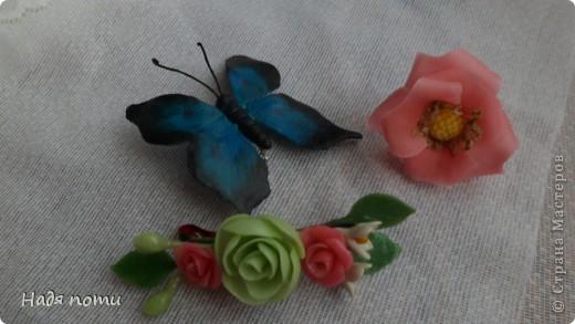 Розовые розы..... фото 6