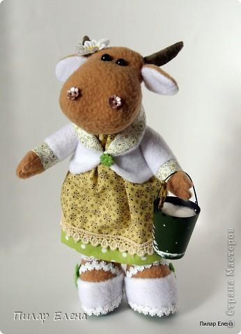 А много ль корова дает молока? фото 5