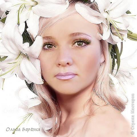 Вот такая девушка-цветок..... фото 15