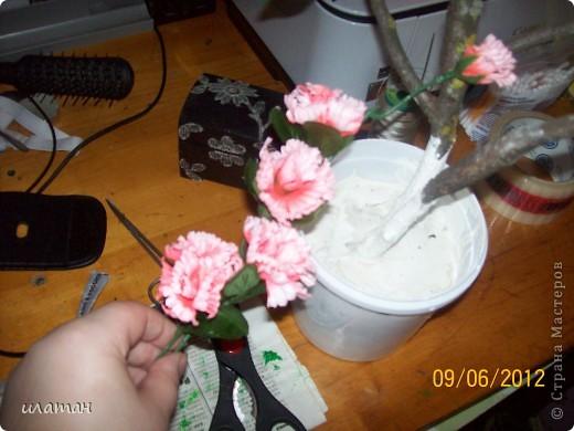 Начало было  здесь  http://stranamasterov.ru/node/374802   ,а сегодня я предлагаю завершающую часть своего мк по яблочкам фото 9
