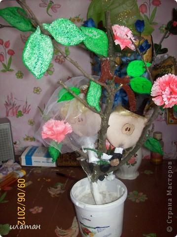 Начало было  здесь  http://stranamasterov.ru/node/374802   ,а сегодня я предлагаю завершающую часть своего мк по яблочкам фото 10
