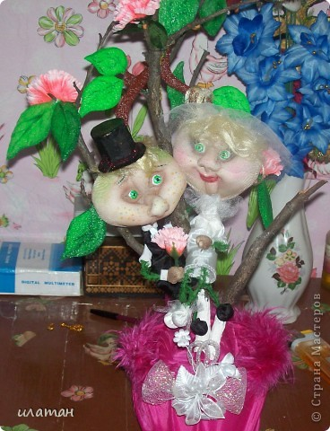 Начало было  здесь  http://stranamasterov.ru/node/374802   ,а сегодня я предлагаю завершающую часть своего мк по яблочкам фото 1