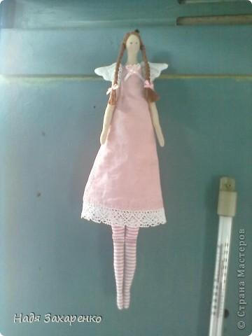Высота куклы без прически 36см. фото 4