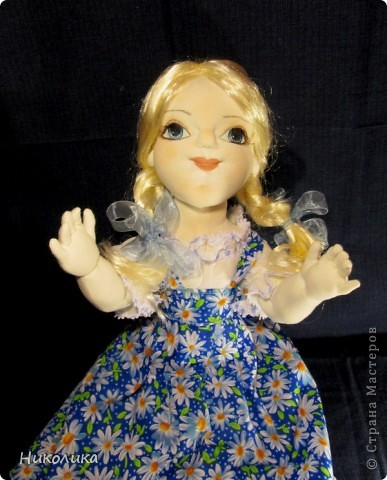 кукла Нюрочка фото 1