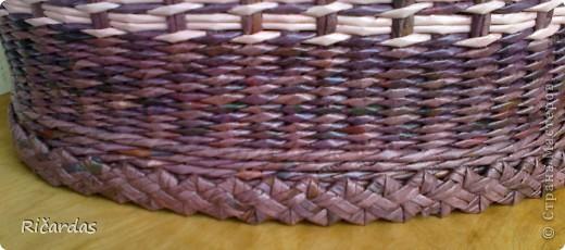 Корзиночка для белья Размеры: высота-50 см, длина-43см, ширина-30 см фото 7