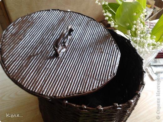 Маленькая корзинка. фото 2