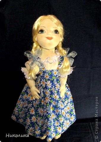 кукла Нюрочка фото 2