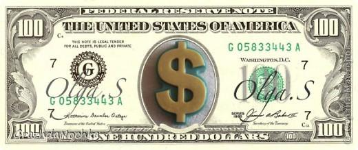 Доллар фото 1