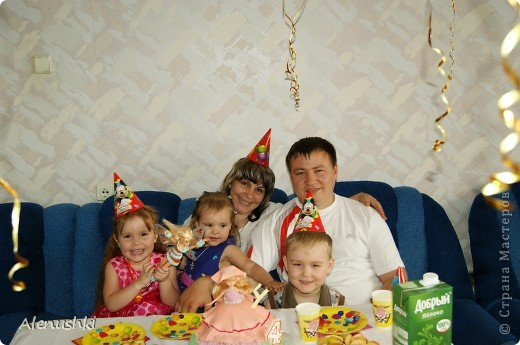 Доченьке на день рождения фото 2