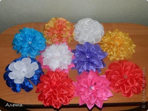 Повязочки для детейБольшие цветы в технике выжигание по ткани фото 4