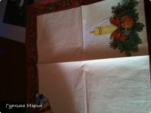 Моя работа рамка для фотографий. Использованны салфетки всё той же фирмы, клей, гель с блёстками и витражные краски. фото 3