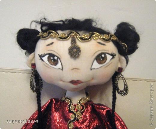 Здравствуйте, дорогие соседи! ....и вдруг захотелось экзотики... Задумывалась как китайская принцесса, не знаю только похожа на китайскую или нет :)) фото 2