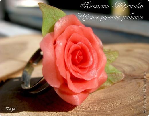 """кольцо""""Роза сна"""" фото 1"""