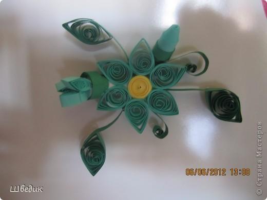 Вот такой цветочек-бутончик)))