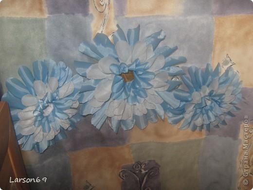 Цветок для декорирования занавески фото 7