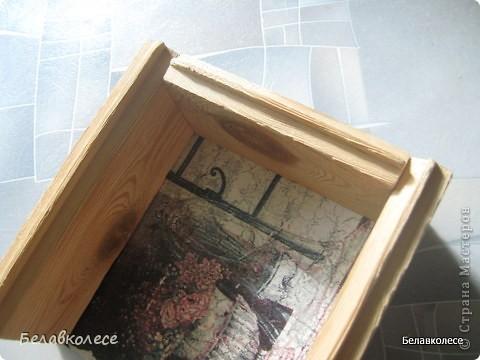 Всем добрый день!Сегодня мы с Вами сделаем ящик своими руками и состарим его по всем правилам как советуют специалисты http://www.sarafanov-style.ru/sovet/sostarivanie_mebeli/ . фото 18