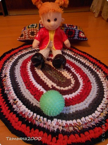 Мой первый коврик фото 3