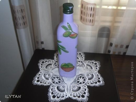 Бутылочка  для  оливкого  масла фото 2