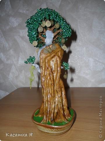 "Дерево  ""Магия денег"" фото 1"