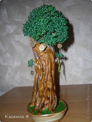 "Дерево  ""Магия денег"" фото 2"