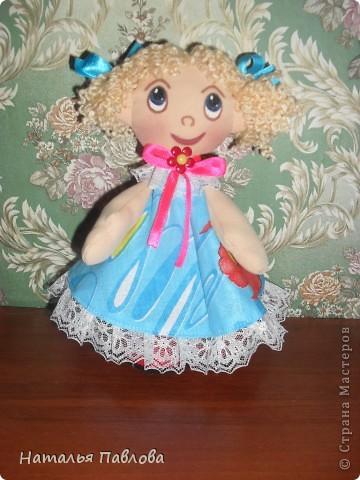 Пополнила семейку кукол по МК ...Наташи... приближаются ярмарки-продажи.... фото 4