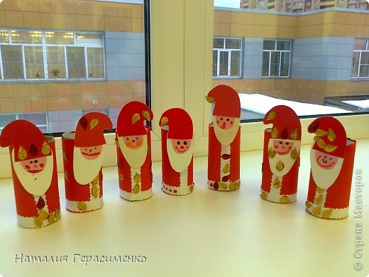 Нарядились Дед Морозы фото 1