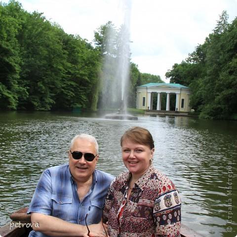 Пожалуй самый романтичный уголок Украины, созданный как песнь любви для прекрасной Софии – Софиевка... фото 6