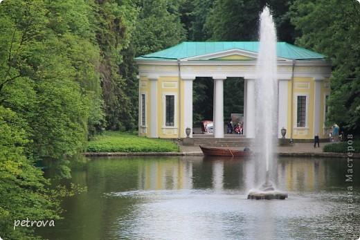 Пожалуй самый романтичный уголок Украины, созданный как песнь любви для прекрасной Софии – Софиевка... фото 14