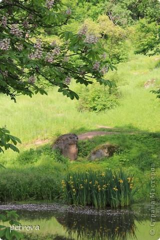 Пожалуй самый романтичный уголок Украины, созданный как песнь любви для прекрасной Софии – Софиевка... фото 41