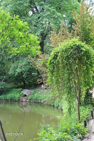 Пожалуй самый романтичный уголок Украины, созданный как песнь любви для прекрасной Софии – Софиевка... фото 53