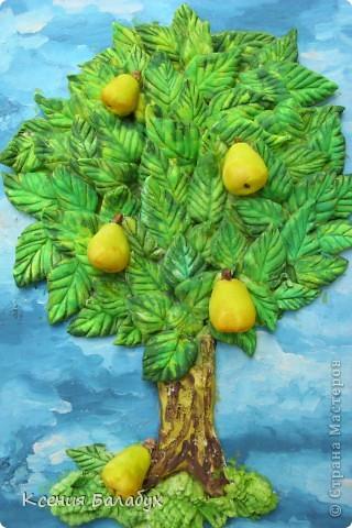 Грушевое деревце