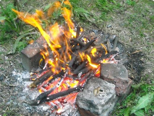 Танец огня фото 1