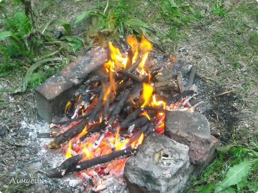 Танец огня фото 2