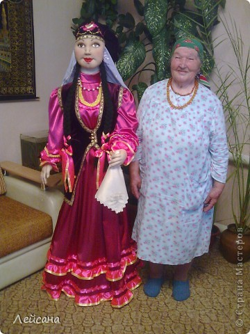 Знакомьтесь нашей совместной работой с сестрой Гузель , её блог - https://stranamasterov.ru/user/52631 фото 2