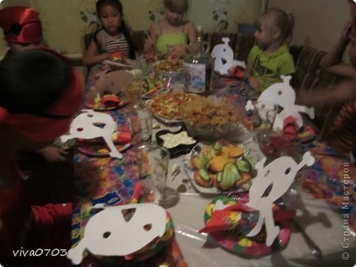 У нас была пиратская вечеринка. фото 2