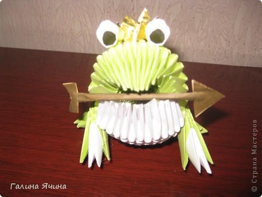 Ежка  и Лягушка фото 3