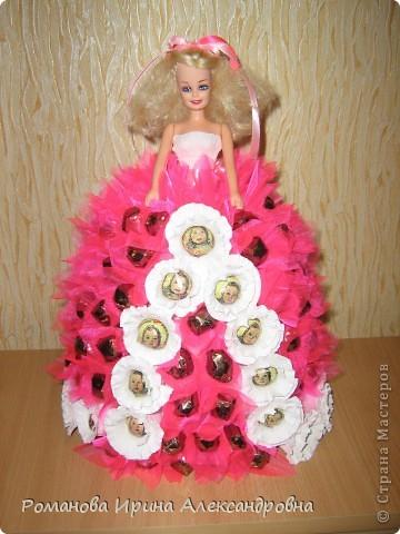 Барби-конфетка фото 1