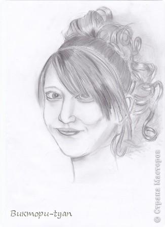 Снова портретик